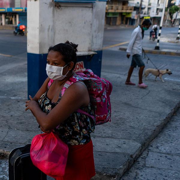 Barranquilla: memorias de una pandemia