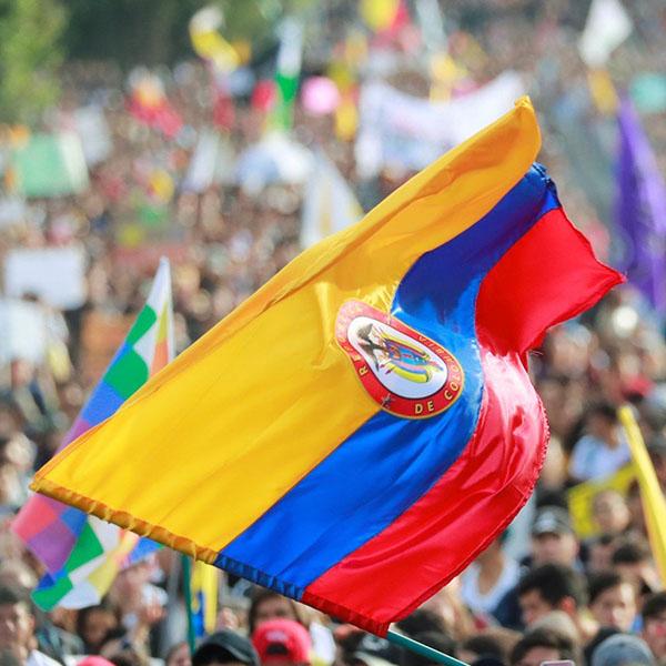 Respeto a la protesta social en Colombia
