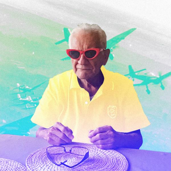 Con la partida de Ramón Bacca, Barranquilla pierde al escritor más preocupado por la vida cultural de la ciudad