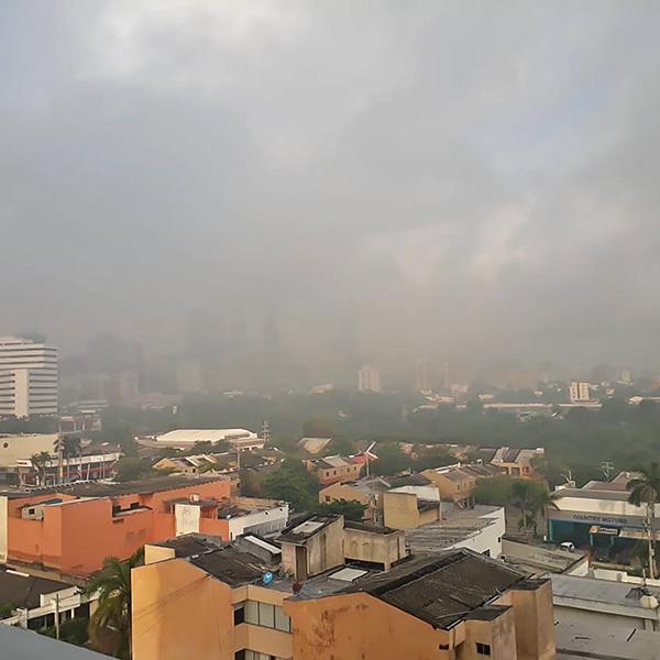 ¿Cuál es la calidad del aire que se respira en Barranquilla?