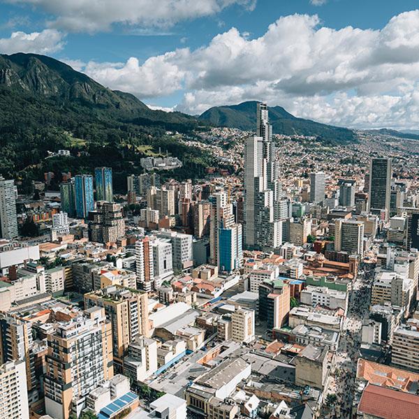 Bogotá, eje de la economía