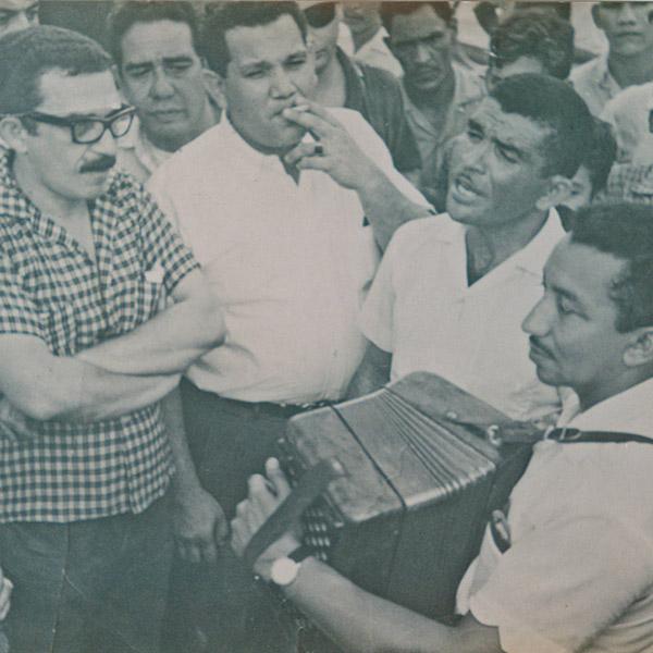 Cataca 66: los inicios del Festival Vallenato