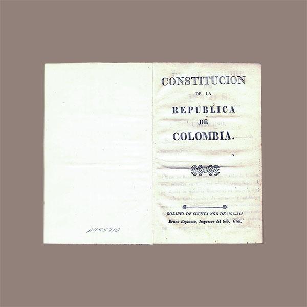 200 años de la Constitución que dio luz a Colombia