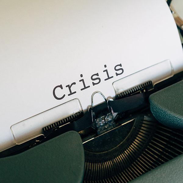 Opciones ante la crisis