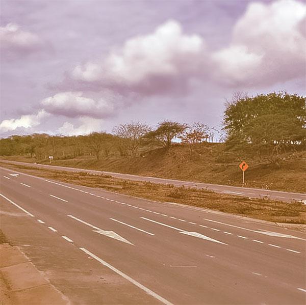 La vía Barranquilla – Cartagena, 12 años de obras  y nada que se termina