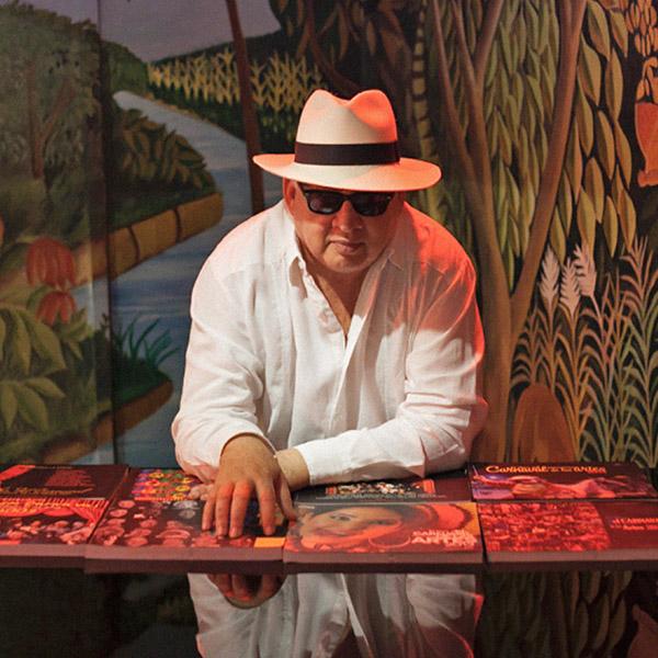 """""""Confío en que el final de la pandemia traiga un renacimiento para las artes y la cultura"""": Heriberto Fiorillo"""