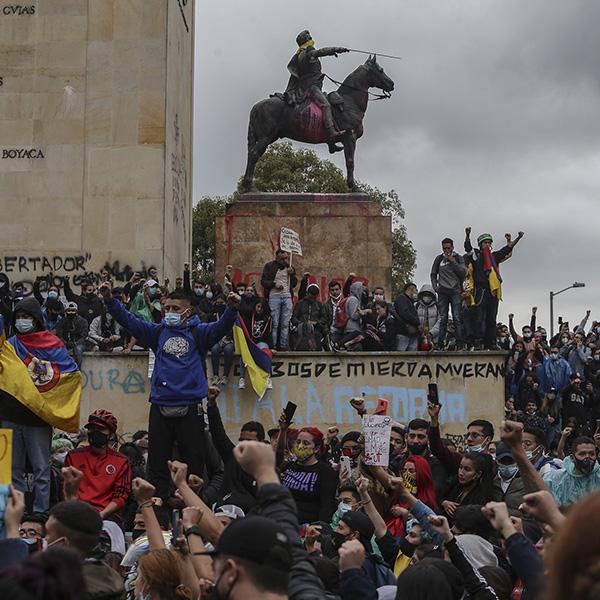 Gestionar la protesta, una cuestión de sensibilidad democrática