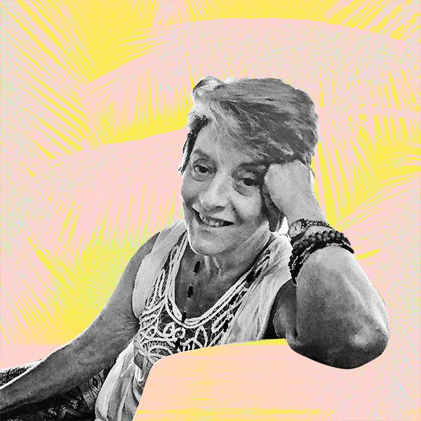 De Ciénaga llegó un huracán llamado 'Lola Salcedo'