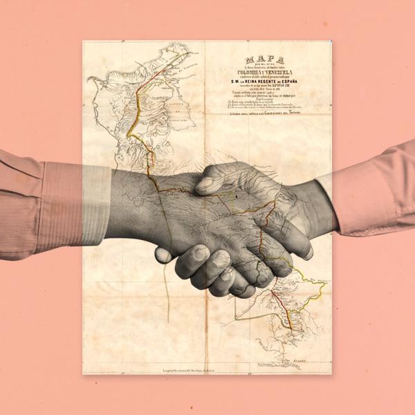 Colombia y Venezuela: 80 años del feliz acuerdo limítrofe de dos naciones hermanas