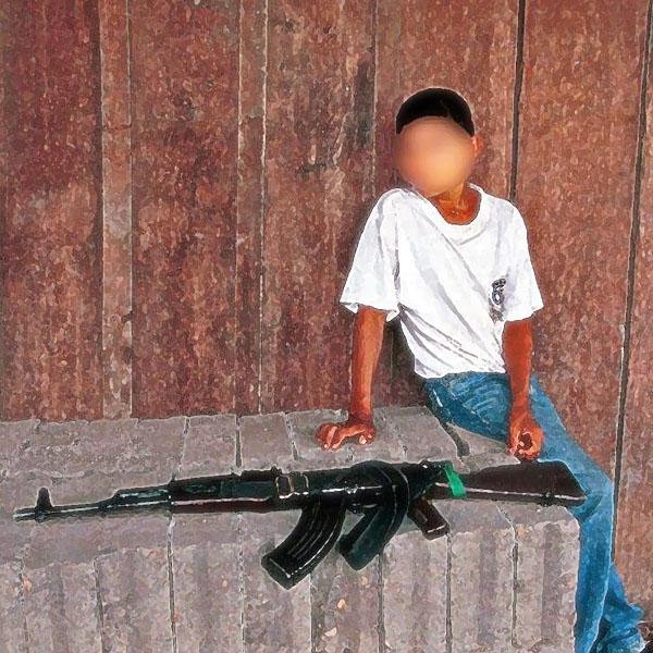 Niños soldados: ¿máquinas de guerra o víctimas?