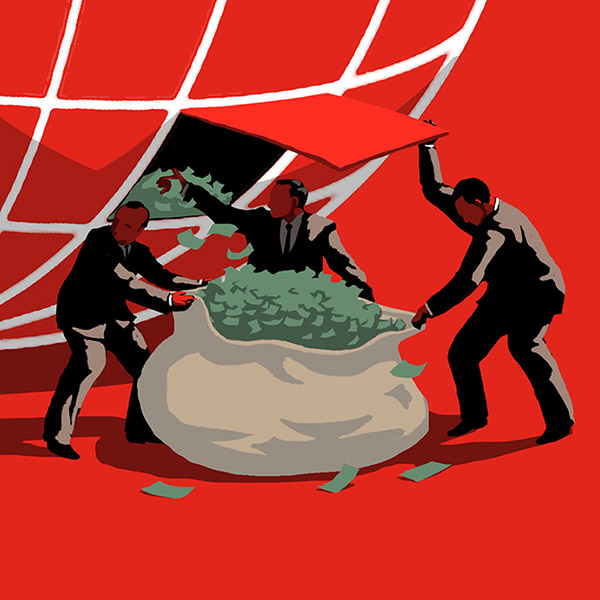 """""""La corrupción perpetúa la pobreza y la inequidad"""""""