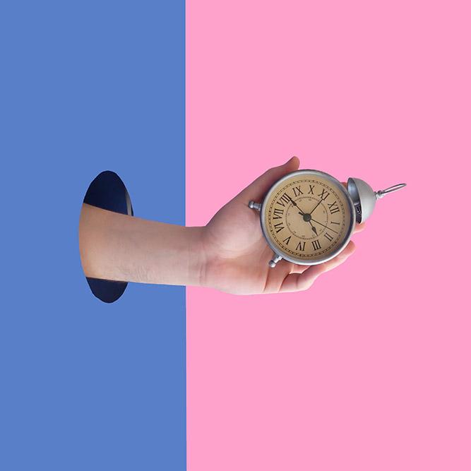 Escrito sobre el tiempo
