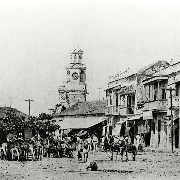 La Cartagena del siglo XIX no olía a rosas
