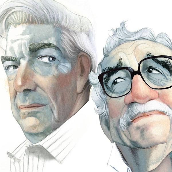 García Márquez y Vargas Llosa: ¡vuelven y juegan!