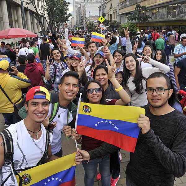 Acoger a los venezolanos dará buenos frutos