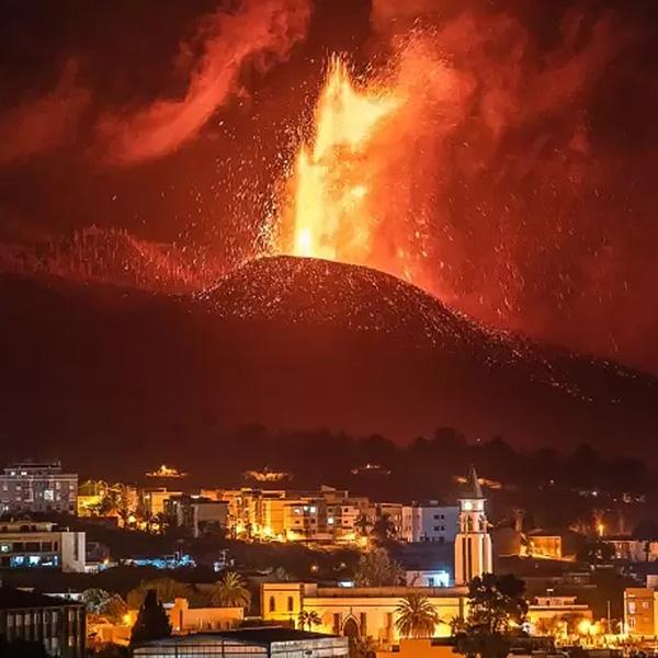 Todos somos hijos del volcán